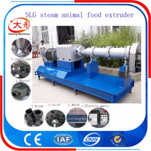 Double Screw Extruder Fish Food Machinery pictures & photos