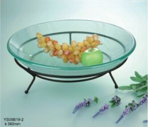 Glass Craft for Buffet and Home Use (YS09B19-2) pictures & photos