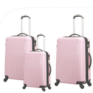 China Factory Good Quality PC Luggage Set pictures & photos