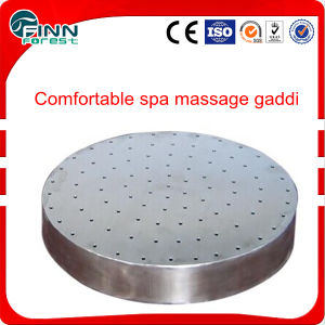 Factory Supply SPA Massage Round Shape Big Shower Head pictures & photos