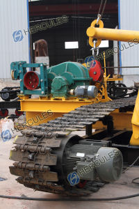 Prefabricated Vertical Wick Drain (PVD) Driving Equipment pictures & photos