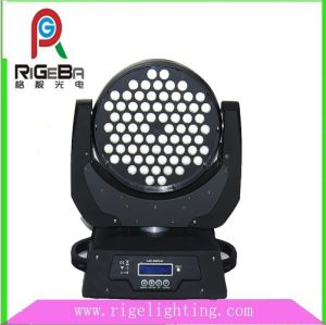 High Power LED Moving Head Wash Light pictures & photos