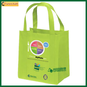 Cheap Printable PP Non Woven Shopping Bags (TP-SP003) pictures & photos