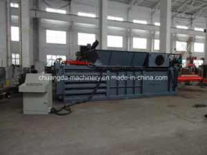 Horizontal Waste Paper Baler pictures & photos