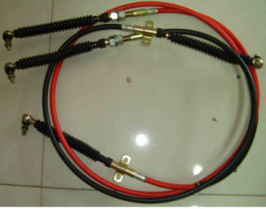 Faw Foton Sinotruck Steyr HOWO Truck Parts Gear Shift Cable pictures & photos