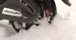 Aima 1200W Powerful Snow Electric Motorcycle with Bosch Motor pictures & photos
