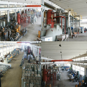 Competitive Price Water Cooling System for Automatic Powder Coating Line pictures & photos