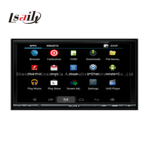 HD Android Navigator on Original Car Unit (800*480) pictures & photos