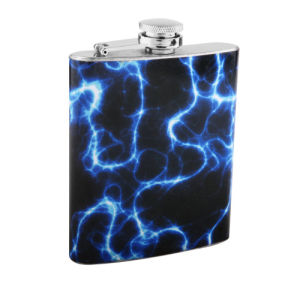 Stainless Steel Hip Flask (QL-WT12C)