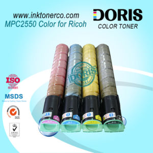 Mpc2550 Color Copier Toner Mpc2030 2050 2051 2550 2551 2530 for Ricoh pictures & photos