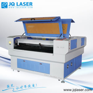 High Precision Die Plywood Wood Laser Cutting Engraving Machine Jq1318 pictures & photos
