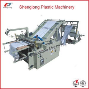 Automatic PP Woven Bag Heat Cutting Machine Cutter (SL-800) pictures & photos