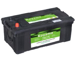 Heavy Duty Truck Battery for European Vehicle DIN70027-12V200ah pictures & photos