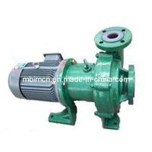 Fluoroplastic Lined Centrifugal Magnetic Pump pictures & photos