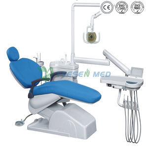 Medical Hospital Electric Dental Chair Integral Dental Unit pictures & photos