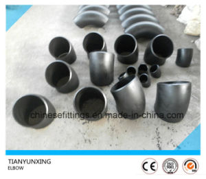 45degree Long Radius Carbon Steel Seamless Elbow pictures & photos