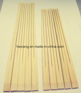 23cm 4.0-5.0mm Individually Wrapped Disposable Tensoge Bamboo Chopsticks pictures & photos