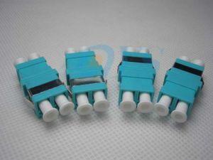 Duplex Om3 Lcfiber Optic Adapter pictures & photos