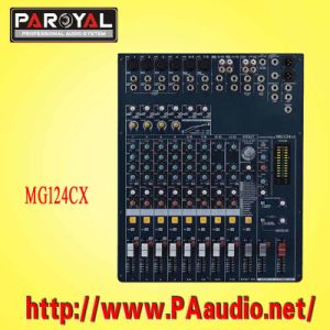 Mixer Console (MG124CX)