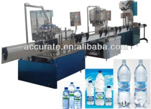 2000bph Mineral Water Filling Line for Pet Bottle (XGF12-12-1) pictures & photos