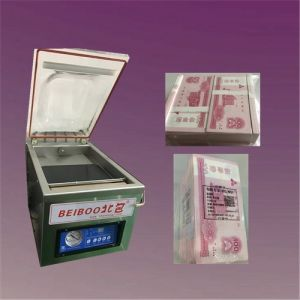 Banknote Vacuum Packing Machine pictures & photos