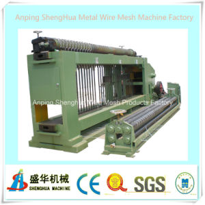 Reverse Twist Hexagonal Mesh Machine pictures & photos