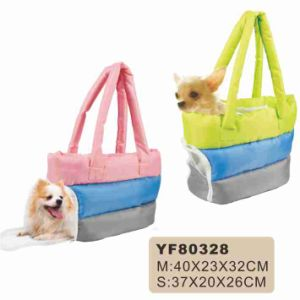 Pet Carrier Bag, Dog Accessories in China (YF80328) pictures & photos