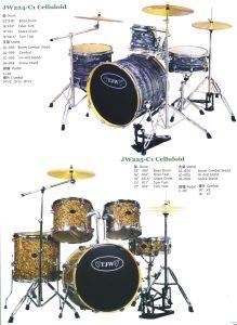4PCS Drum Kits, Drum Sets (JW224-C1, JW225-C1)