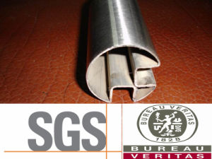 Stainless Steel Pipe for Glass pictures & photos