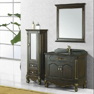 hand curved bathroom cabinet set se0802 china hand curved bathroom