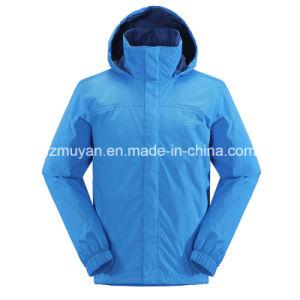 Men ′s Outdoor Waterproof Jacket