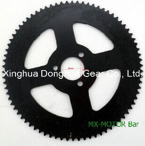 Mini Pocket Bike Rear Sprocket 78 Teeth for 25h Chain pictures & photos