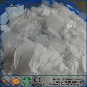 Caustic Soda Flakes 99% CAS1310-73-2 pictures & photos
