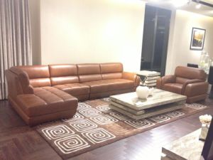 2014 Modern Leather Sofa, Full Leather Sofa, Leather Sofa 1+2+3