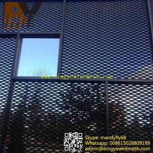 Building Facade Steel Metal Mesh Expanded Wire Mesh pictures & photos