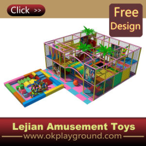2016 En1176 Soft Adventure Play Struction Indoor Playground pictures & photos