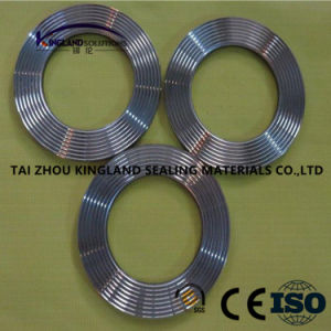 (KLG453) Serrated Metal Gasket with Outer Ring pictures & photos