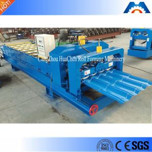 Hot Sale Rustic Shingle Villa Roof Forming Machine