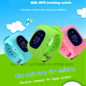 Real Time Positioning Kids GPS Watch with Remote Monitor (Y2) pictures & photos