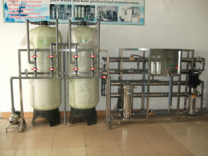 2000lph Ce Certification Reverse Osmosis Water Treatment Equipment pictures & photos