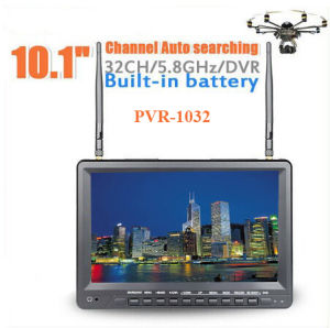 "Built in Dual 32 Channel Receiver 10.1"" Wireless Monitor pictures & photos"