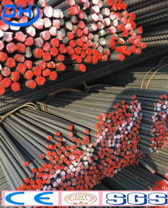 ASTM Gr60 Steel Rebar for Construciton in China Tangshan pictures & photos