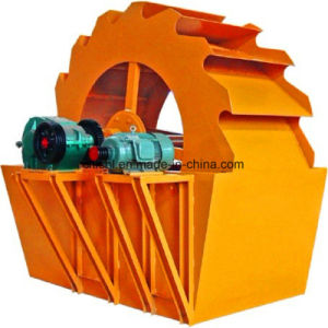 High Capacity Wheel Bucket Sand Washing Washer pictures & photos