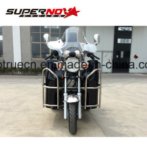 gasoline Handicapped Tricycle with Safety System pictures & photos