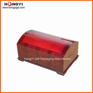Luxury High Glossy Lacquered Wooden Box with Gift Box Storage Box (HYW303) pictures & photos