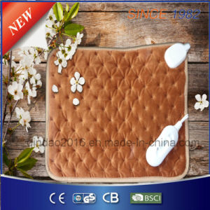 Ultrasonic Welding Electric Heating Pad for Improving Blood Circulation pictures & photos