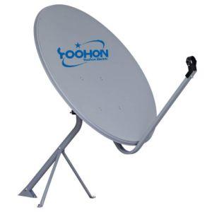 90cm Ku Band Satellite TV Antenna (90KU-4) pictures & photos