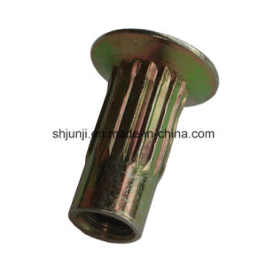Countersunk Head Knurled Nut pictures & photos