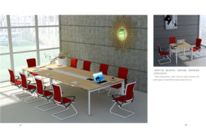 Kintig Boston Serie European Simple Office Furniture Meeting Table Conference Table Conference Desk