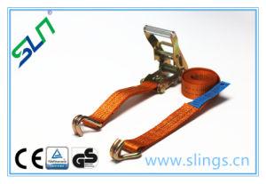 Ratchet Strap with Jj Hooks (SLN RS002) Sln Ce GS pictures & photos